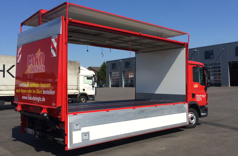 Getränkefahrzeuge und Wingliner, Etz Bierewirtz GmbH